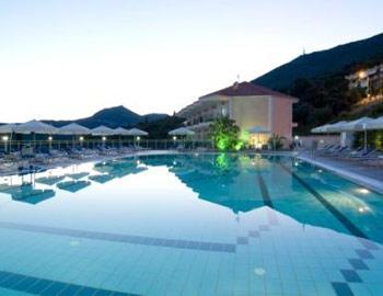 Alea Resort Pool Parga