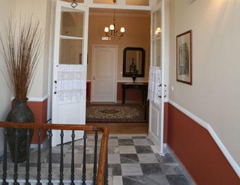 Egli Hotel Entrance Andros