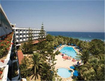 Blue Horizon Palm Beach Hotel  Rodos