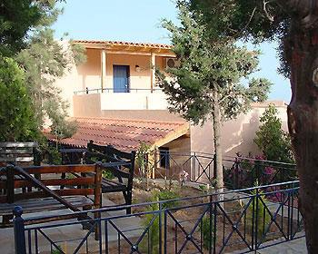 Creta Suites Resort  Koutsounari
