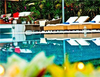 La Piscine Art Hotel  Skiathos