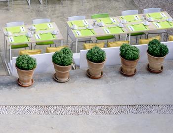 Orloff Resort Garden Spetses