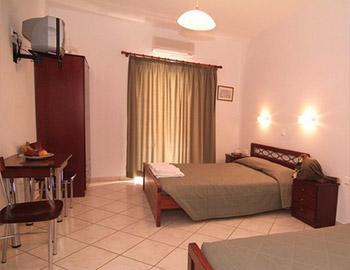 Villa Dorita Triple room Parga