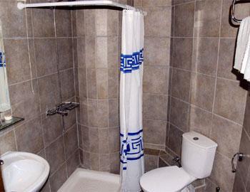 Petrinos Lofos Bathroom Avdira