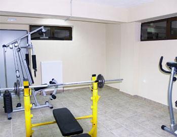 Petrinos Lofos Gym Avdira