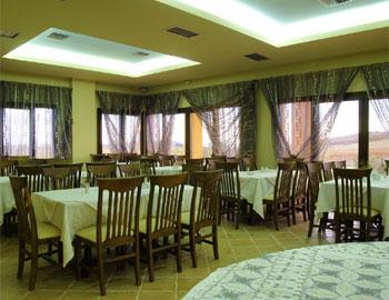 Petrinos Lofos Breakfast Room Avdira