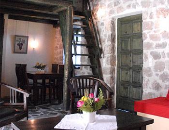 Amfikaia Wooden house 45sqm. Type A' Amfikleia