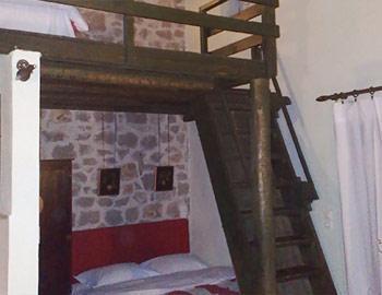 Amfikaia Wooden house 45sqm. Type B' Amfikleia
