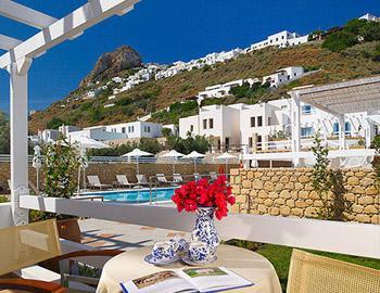 Perigiali Hotel Two room apartment Skyros