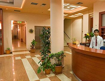 Perinthos Sivris Hotel Reception Aghialos