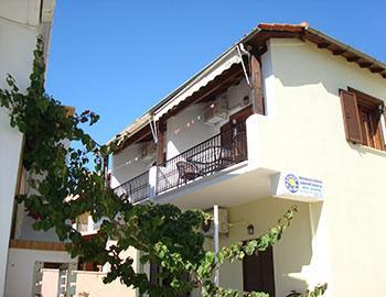 Marinos Apartments Irida Sivota