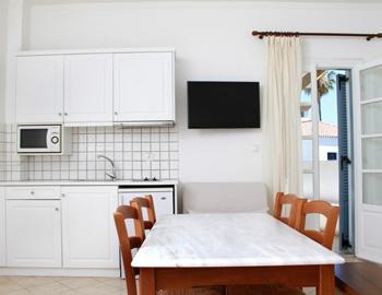 Niriides Superior Room with veranda Spetses