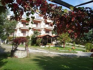 Rentals Pansion Karvounoskala Chalkidiki