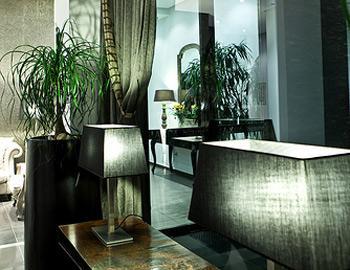 Olympus Thea Boutique Hotel Lobby Platamonas