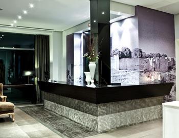 Olympus Thea Boutique Hotel Reception Platamonas