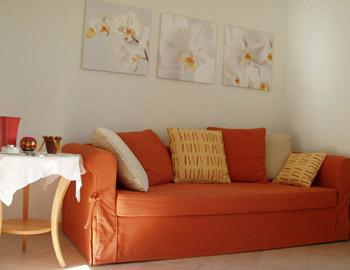 Sun Residence Sitting Room Polihrono