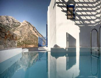 Delfini Apartments  Kamares