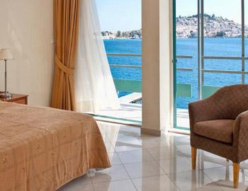 Xenia Poros Image Hotel  Poros