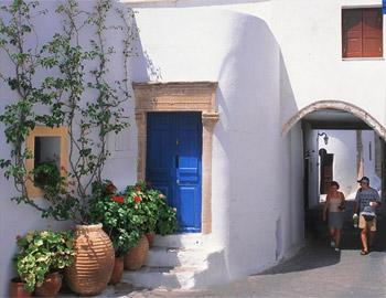 Castello Apartments Entrance Kythira