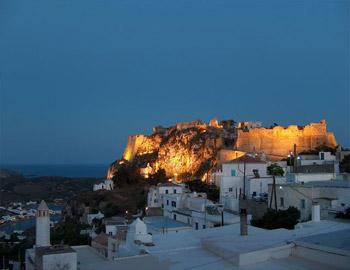 Castello Apartments Castle View Kythira