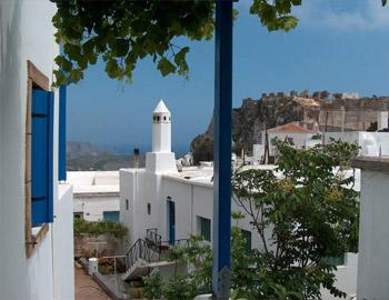 Castello Apartments View Kythira