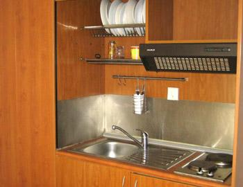Avra Hotel Kitchen Peraia