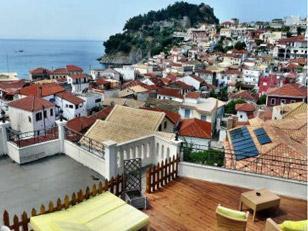 San Nectarios Hotel View Parga