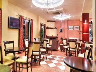 San Nectarios Hotel Cafe Parga