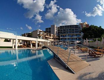 Iolida Beach Pools Agia Marina