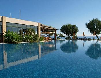 Iolida Beach Pool Agia Marina