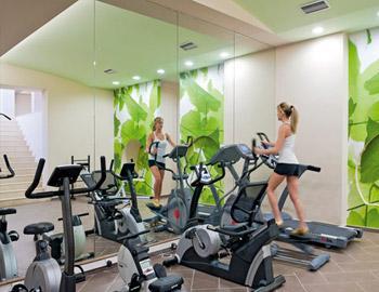 Iolida Beach Gym Agia Marina