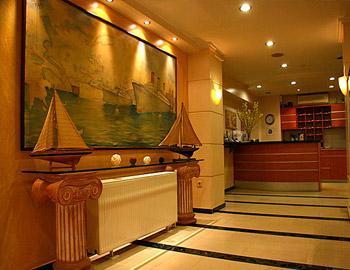 Lilia Hotel Reception Peiraias Kentro