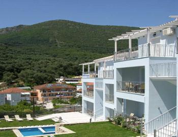Mediterraneo Resort Room View Parga