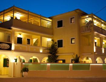 Villa Thomais Luxury Living-Aqua Gym & Spa Entrance Episkopos Nikiana