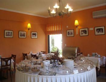 Villa Thomais Luxury Living-Aqua Gym & Spa Breakfast Episkopos Nikiana