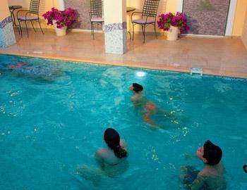 Villa Thomais Luxury Living-Aqua Gym & Spa Pool Episkopos Nikiana