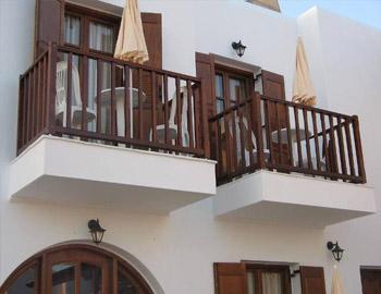 Aiolos Studios Balcony Naoussa