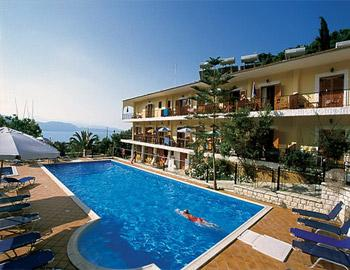 Bella Vista Hotel & Apartments  Parga