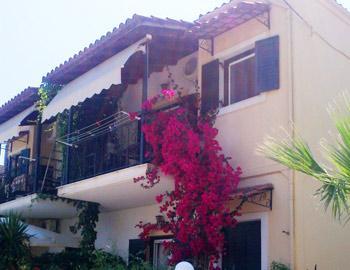 Grivas Apartments  Sivota