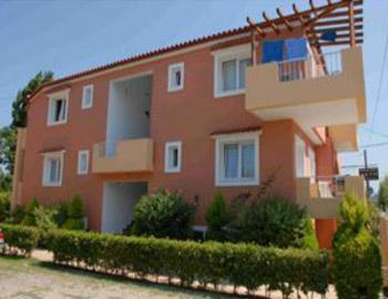 Hotel Akti  Agia Anna