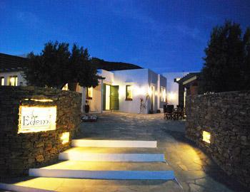 Edem Hotel & Apartments  Platis Gialos