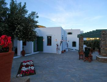 Edem Hotel & Apartments Yard Platis Gialos