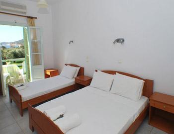 Edem Hotel & Apartments Triple Platis Gialos