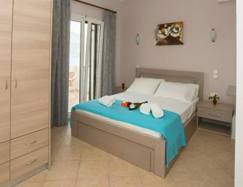 Blue Bay Apartments  Sivota